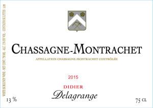 4509-007 ETIQ CHASSAGNE-MONTRACHET